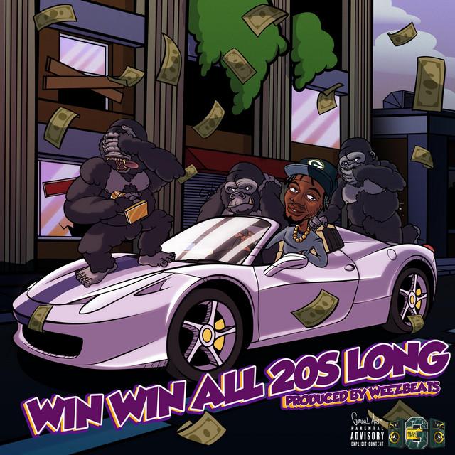 Mike Gesus – Win Win All 20s Long