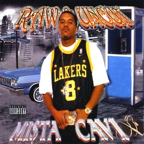 Mista Cavi - Raw & Uncut Pt. 2