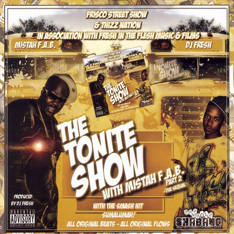 Mistah F.A.B. & DJ Fresh – The Tonite Show Part 2