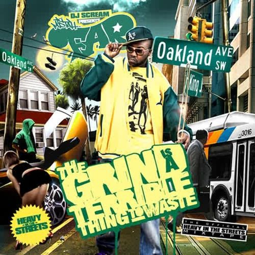 Mistah F.A.B. - The Grind Is A Terrible Thing To Waste