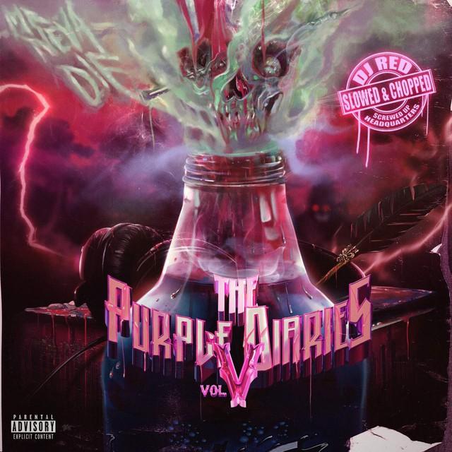Mr Neva Die & DJ Red – The Purple Diaries, Vol. 5 (Slowed & Chopped)