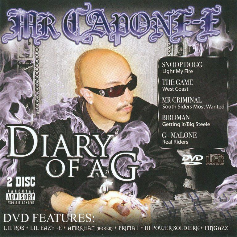 Mr. Capone-E – Diary Of A G