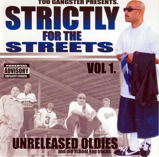 Mr. Capone-E – Strictly For The Streets Vol. 1