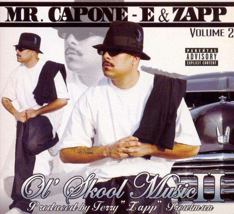 Mr. Capone-E & Zapp – Ol' Skool Music Vol. 2
