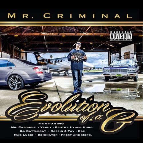 Mr. Criminal – Evolution Of A G