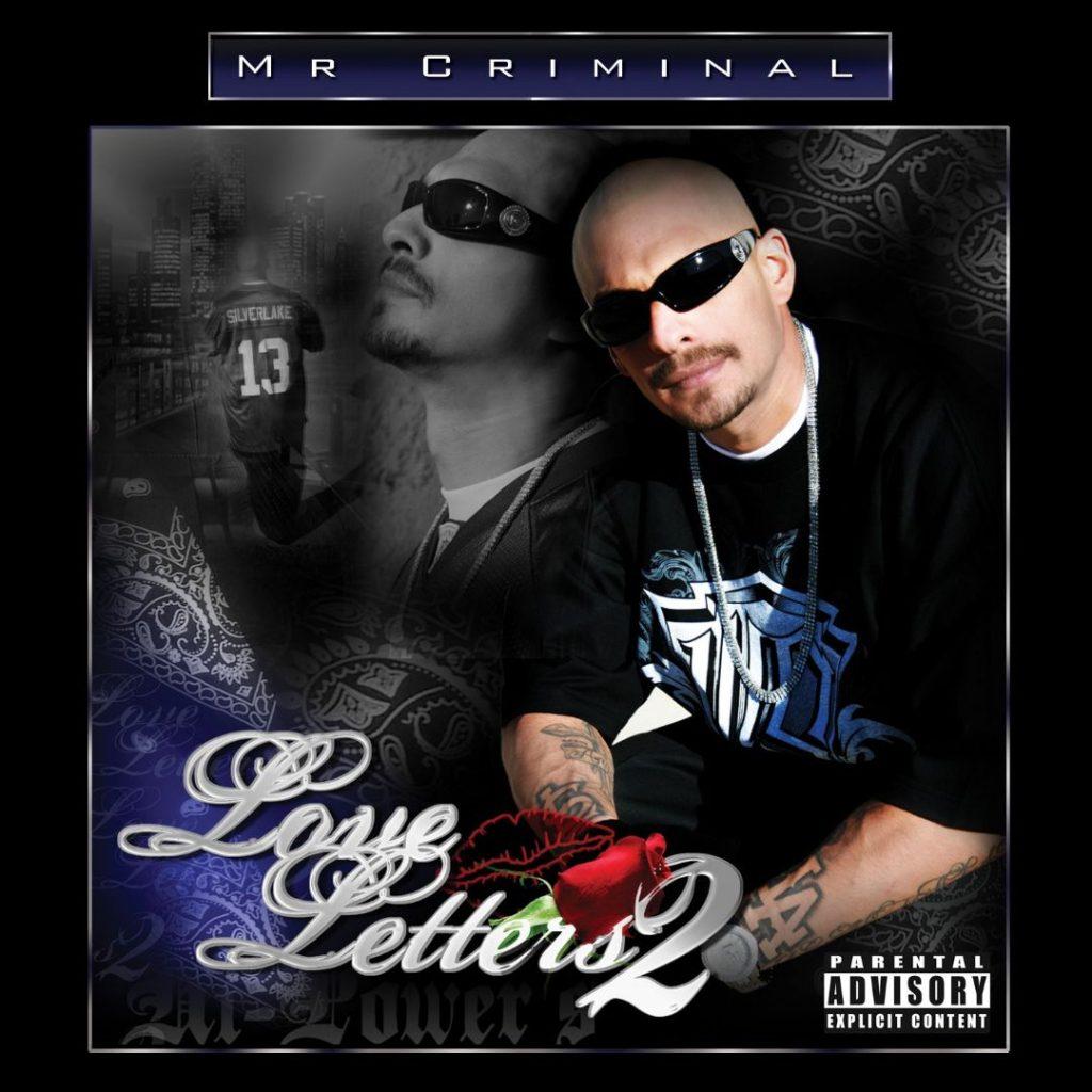 Mr. Criminal - Love Letters 2 (Front)