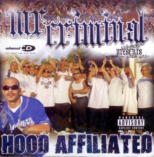 Mr. Criminal – Mr. Criminal Presents Hood Affiliated