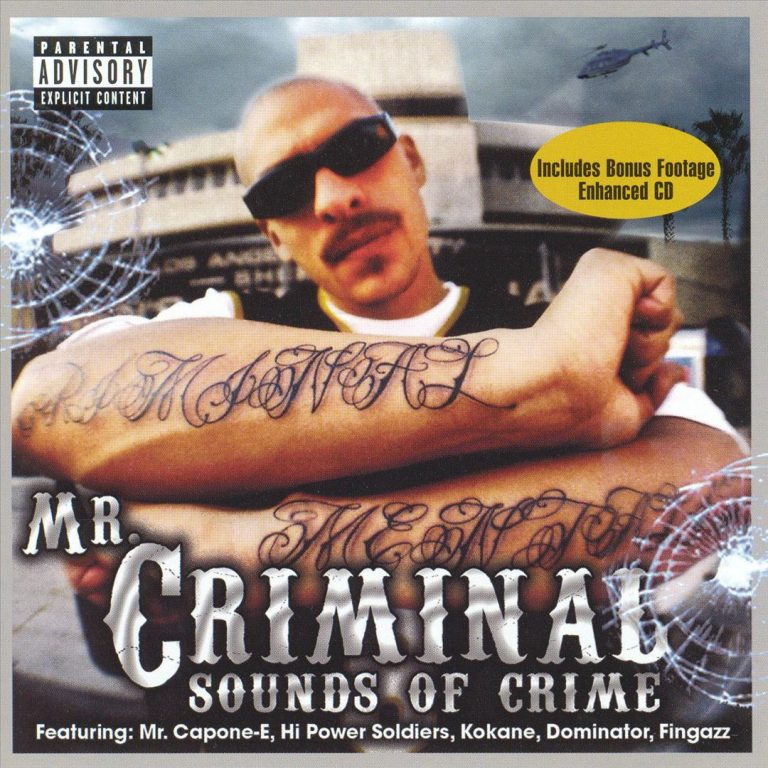 Mr. Criminal – Sounds Of Crime