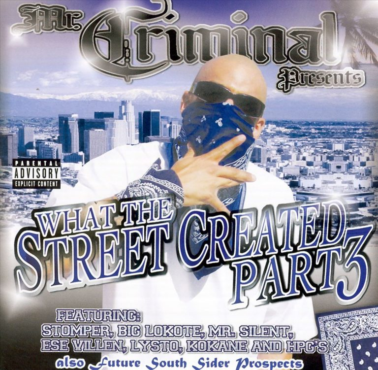 Mr. Criminal – What The Streets Created Part 3