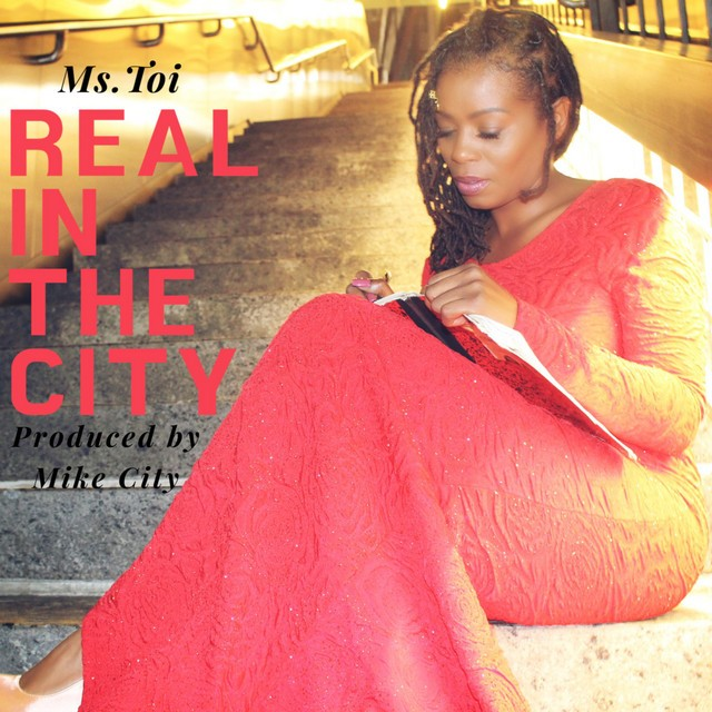 Ms. Toi – Real In The City (Instrumental)