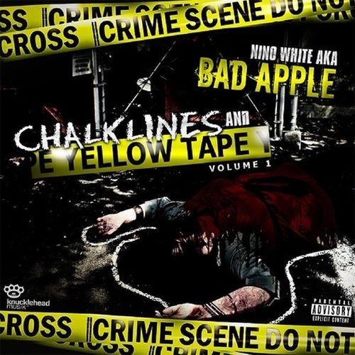 Nino White – Chalklines And Yellowtape, Vol. 1