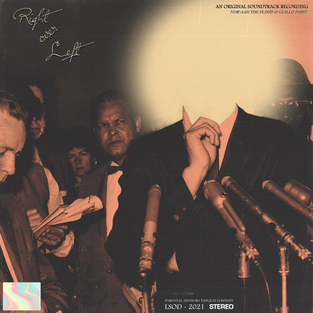 Nowaah The Flood & Giallo Point – Right Over Left