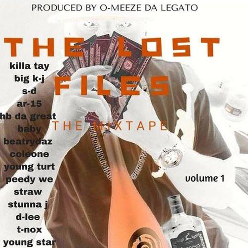 O-Meeze Da Legato & H.B Da Great - The Lost Files The Mixtape, Vol. 1