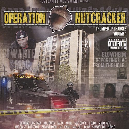 Operation Nutcracker - Trumped Up Charges, Vol. 1