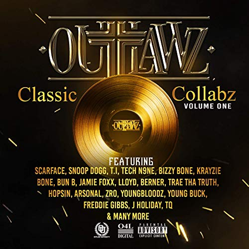 Outlawz – Classic Collabz, Vol 1.