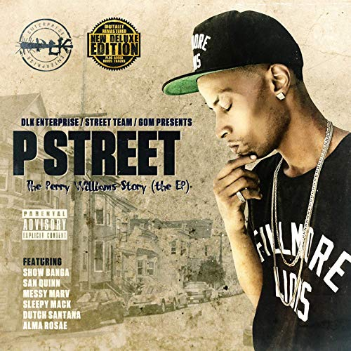 P. Street – The Perry Williams Story: The EP (Deluxe Edition)