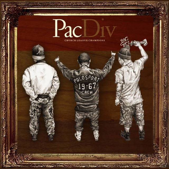 Pac Div – Church League Champions