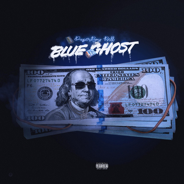 Paperboy Rell - Blue Ghost