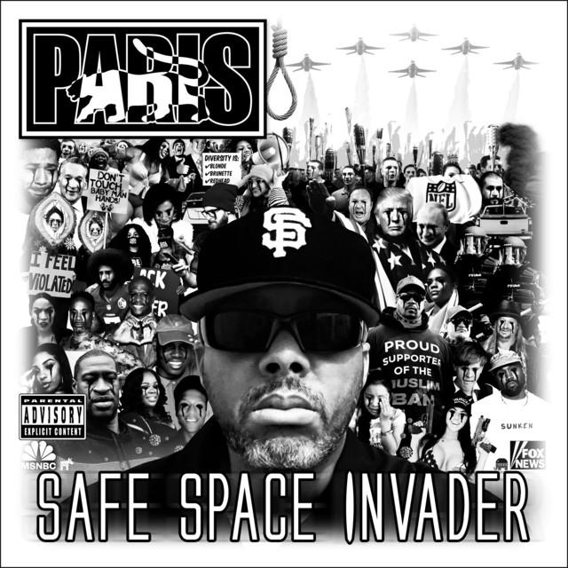 Paris – Safe Space Invader