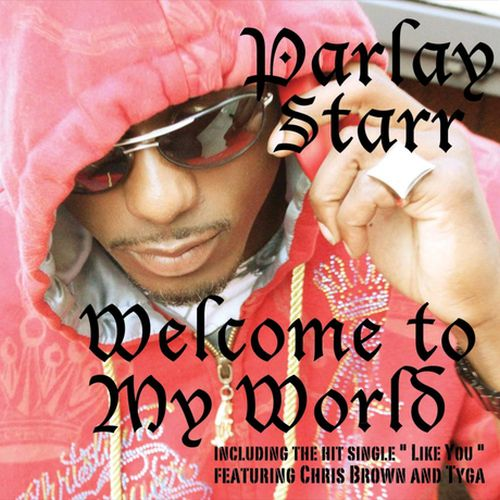 Parlay Starr - Welkome To My World