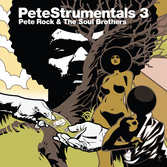 Pete Rock & The Soul Brothers – PeteStrumentals 3