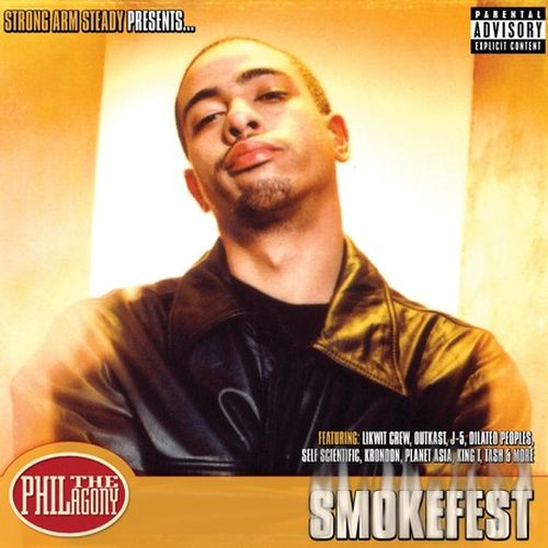 Phil The Agony - Smokefest