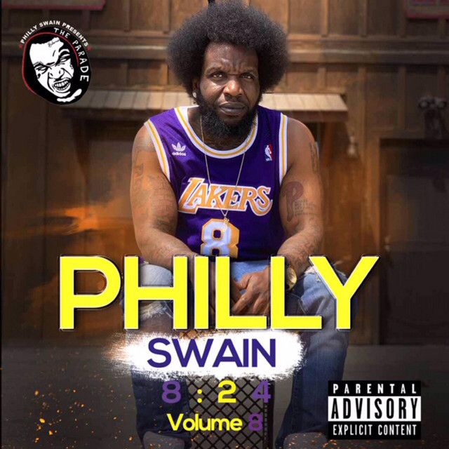 Philly Swain – 8:24 AM, Vol. 8