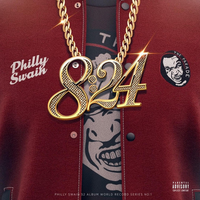Philly Swain – 8:24 Vol. 2
