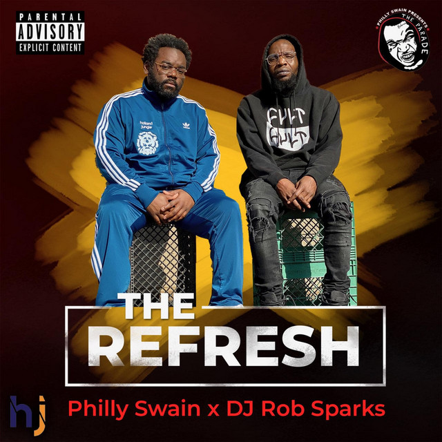 Philly Swain & Rob Sparks – The Refresh