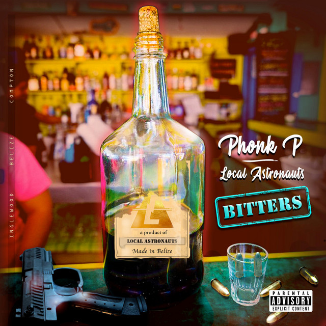 Phonk P & Local Astronauts – Bitters