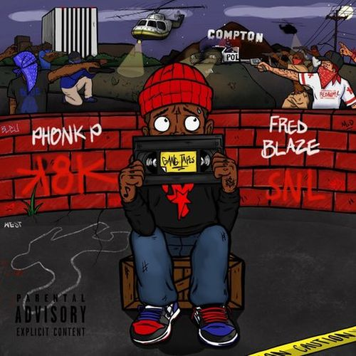 Phonkp & Fred Blaze – Gang Tapes
