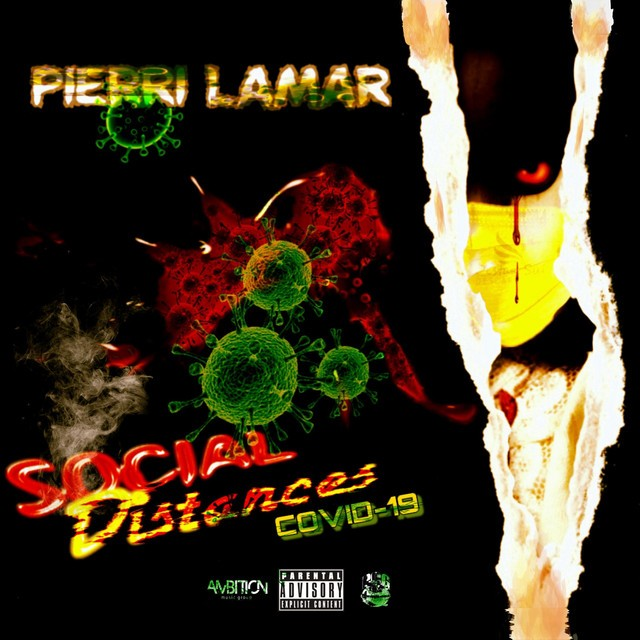 Pierri Lamar – Social Distances