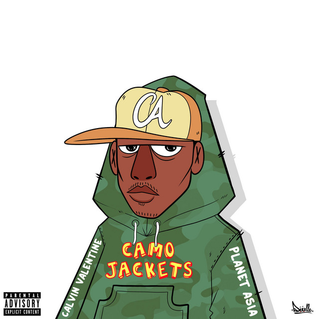 Planet Asia & Calvin Valentine – Camouflage Jackets