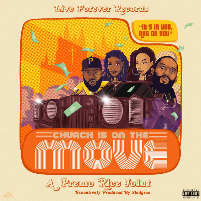 Premo Rice – Church Is On The Move