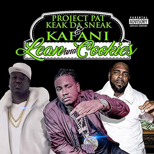 Project Pat, Keak Da Sneak & Kafani – Lean And Cookies