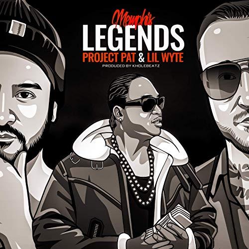 Project Pat, Lil Wyte & Kholebeatz – Memphis Legends