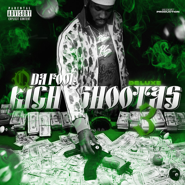 Q Da Fool – Rich Shootas 3 (Deluxe)
