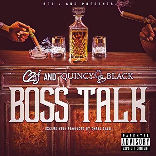 Quincy Black & C2daj – Boss Talk