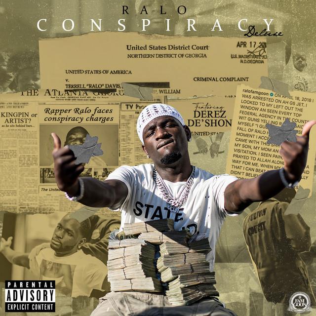Ralo – Conspiracy (Deluxe)