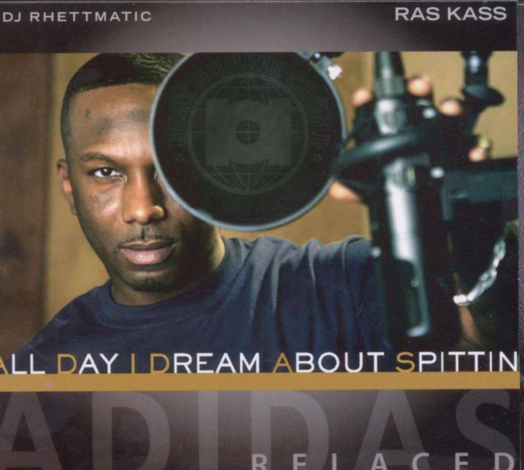 Ras Kass & DJ Rhettmatic - A.D.I.D.A.S. (All Day I Dream About Spittin)
