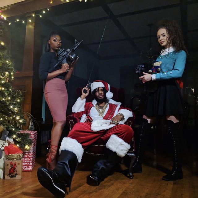 Raz Simone – Christmas Came Early
