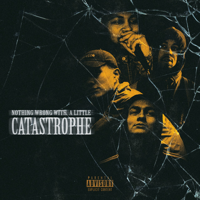 Reggie Rare & Ahnist – Nothing Wrong With A Little Catastrophe