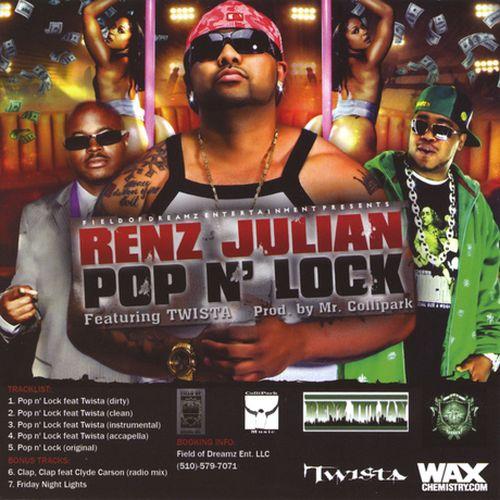 Renz Julian - Pop N' Lock