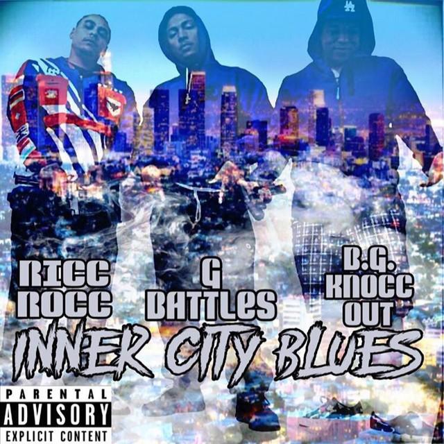 Ricc Rocc – Inner City Blues