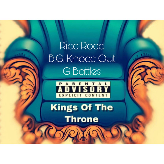 Ricc Rocc – Kings Of The Throne