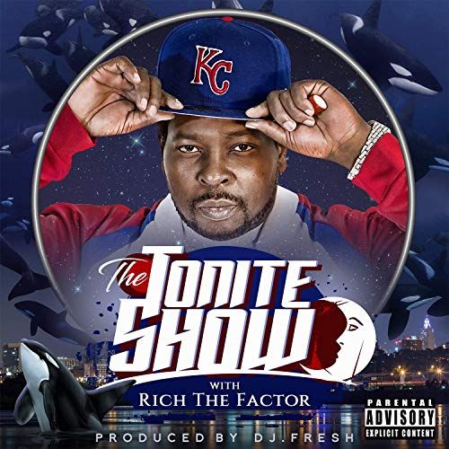 Rich The Factor & DJ.Fresh – The Tonite Show With Rich The Factor