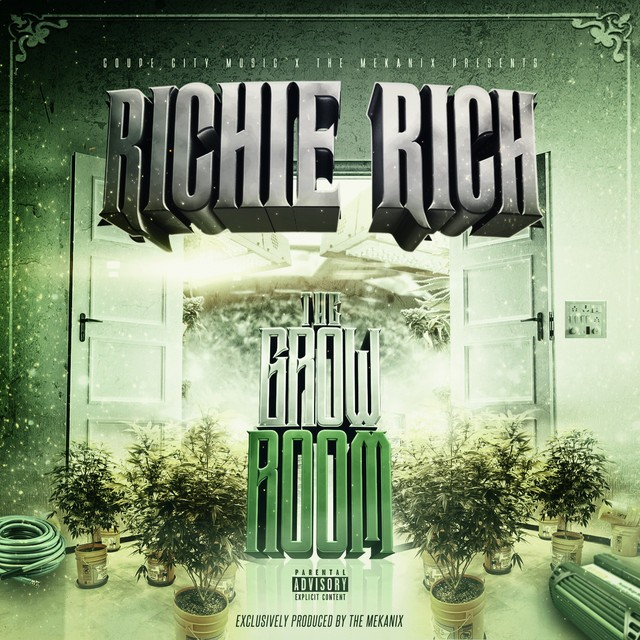 Richie Rich – The Grow Room