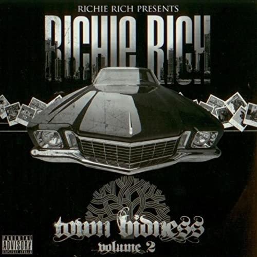 Richie Rich – Town Bidness Volume 2