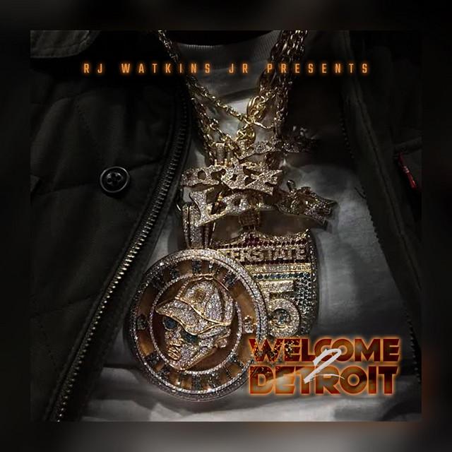Rj Watkins Jr – Welcome 2 Detroit Deluxe
