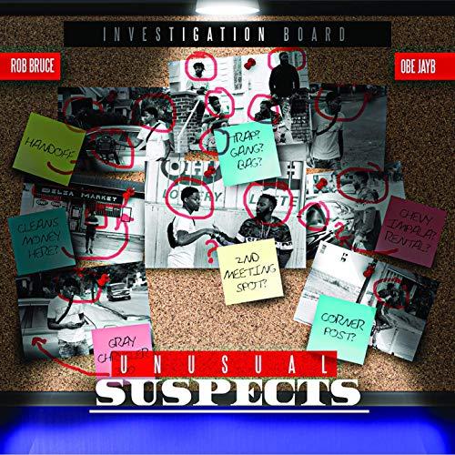 Rob Bruce & OBE Jayb – Unusual Suspects